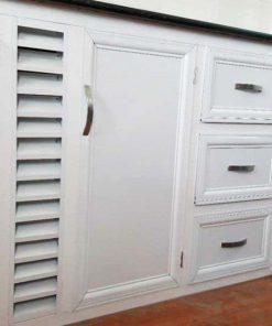 mau tu bep nhom kinh son tinh dien cao cap 1 247x296 - Mẫu tủ bếp nhôm kính sơn tĩnh điện đẹp