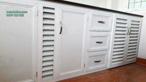 mau tu bep nhom kinh son tinh dien cao cap 1 510x287 - Mẫu tủ bếp nhôm kính sơn tĩnh điện đẹp