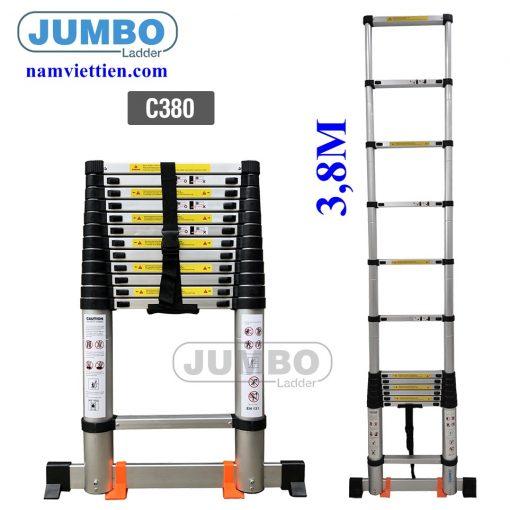 thang nhom rut don jumbo 510x510 - Thang nhôm rút đơn Jumbo